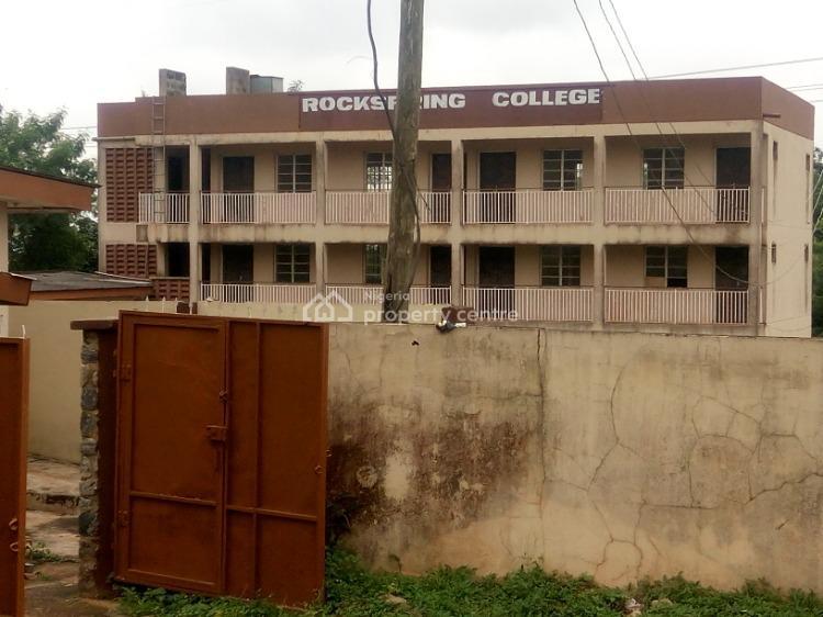 a School Facility in a Prime Location, Sobanjo Close,idi Ishin, Jericho, Ibadan, Oyo, Block of Flats for Sale