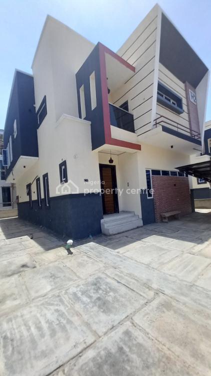 Contemporary 5 Bedroom Detached Duplex, Orchid, Lekki, Lagos, Detached Duplex for Sale