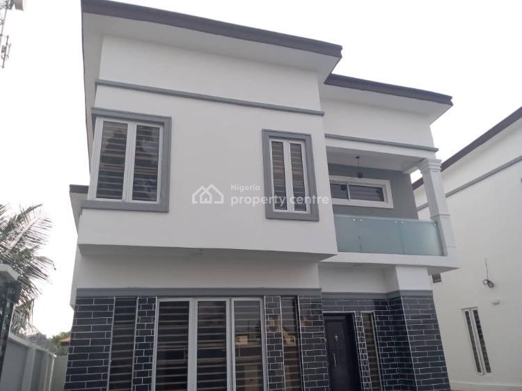 Newly Built 4 Bedroom Fully Detached Duplex with a Room Bq, Thomas Estate, Lekki, Lagos, Detached Duplex for Sale