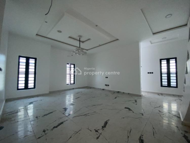 Luxury Listing: 5 Bedroom Detach House with Building Approval & Consent, Chevron, Lekki Phase 2, Lekki, Lagos, Detached Duplex for Sale
