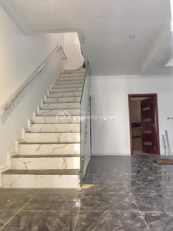 Newly Built and Tastefully Finished 4 Bedrooms Terraced Duplex, Lekki Phase 1, Lekki, Lagos, Terraced Duplex for Sale