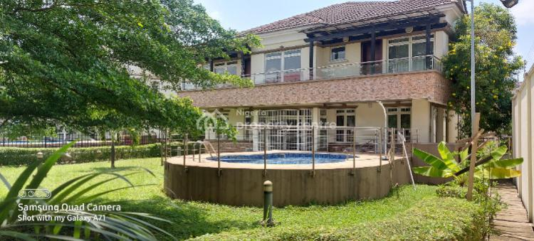 Breathtaking 5 Bedroom Fully Detached House with 2 Bq, Off Glover Road, Old Ikoyi, Ikoyi, Lagos, Detached Duplex for Rent