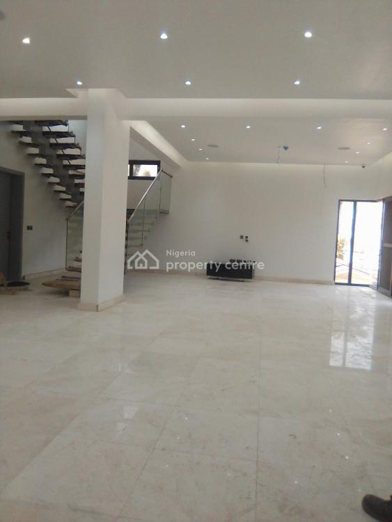 Newly Built 4 Bedrooms Mansionate with Bq, Fitted Ac, Fridge, Swimming Pool, Ikoyi, Lagos, Terraced Duplex for Rent