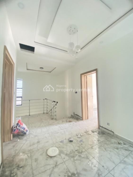 Lovely 4 Bedroom with Bq, Lekki, Lekki, Lagos, Detached Duplex for Sale
