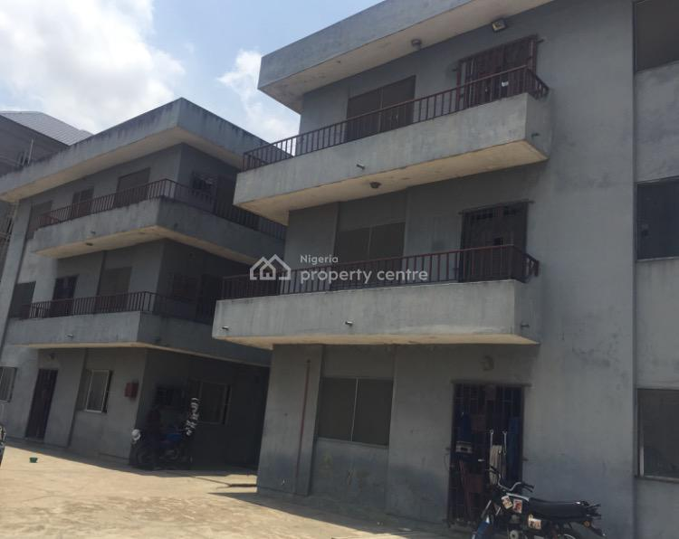 Block of 12 Flats on Over 2 Plots, Aguda, Surulere, Lagos, Flat for Sale