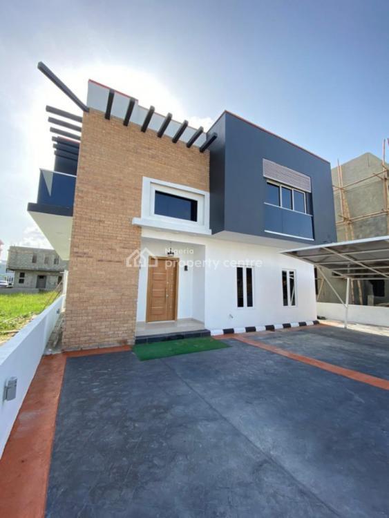 Tastefully Finished Lekki Contemporary House, Lekki 2 Toll Gate, Lekki Phase 2, Lekki, Lagos, Detached Duplex for Sale