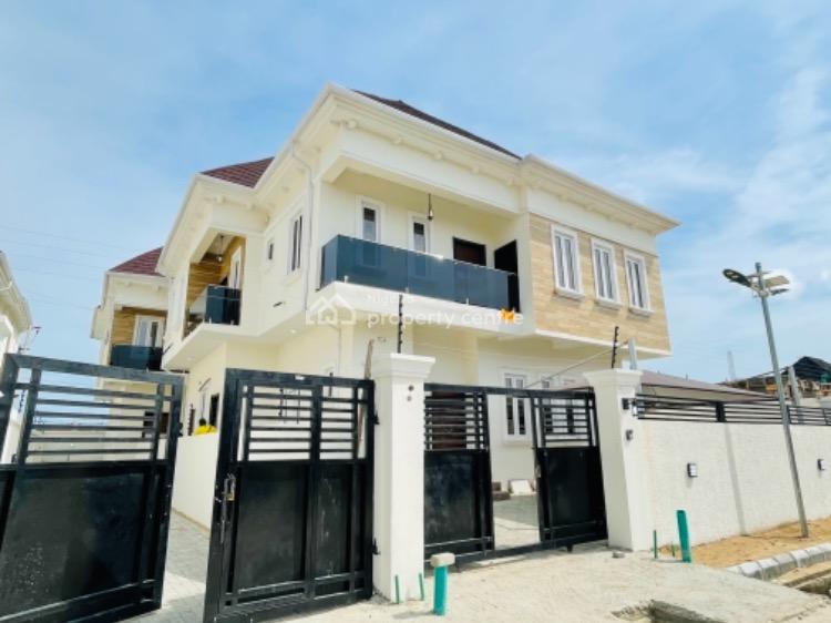 Classy and Luxurious 5 Bedroom Fully Detached Duplex Plus Bq, Vgc, Lekki, Lagos, Detached Duplex for Sale