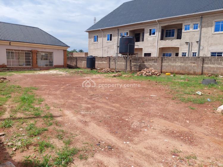 Standard Plot of Land with 2 Bedroom Bq, Golf Estate Phase 2, Gra, Enugu, Enugu, Residential Land for Sale