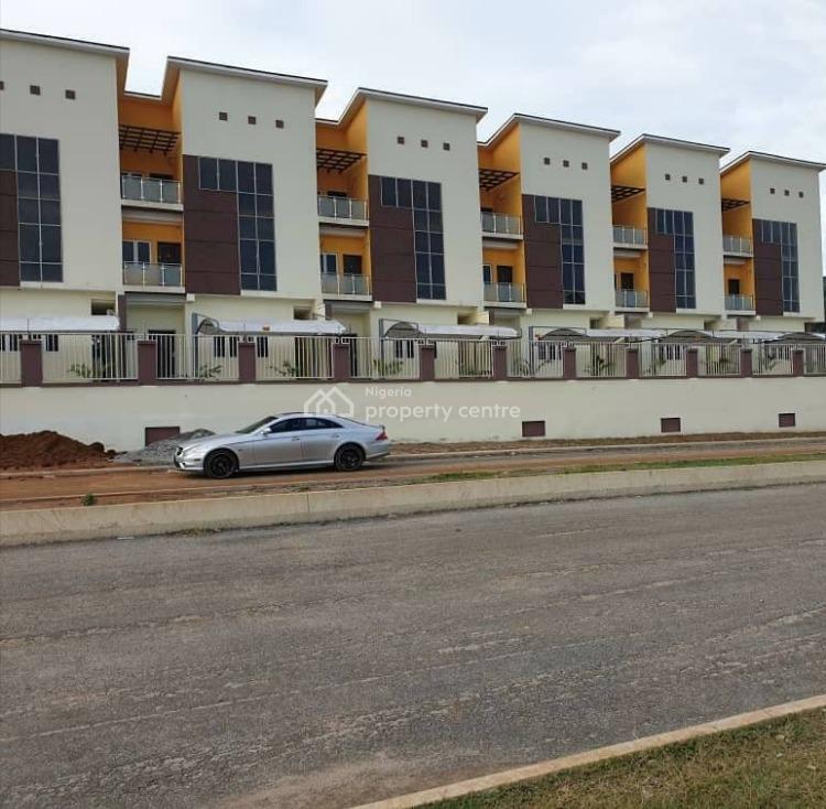 a 5 Bedroom Terrace Duplex with Bq, Jahi, Abuja, Terraced Duplex for Sale