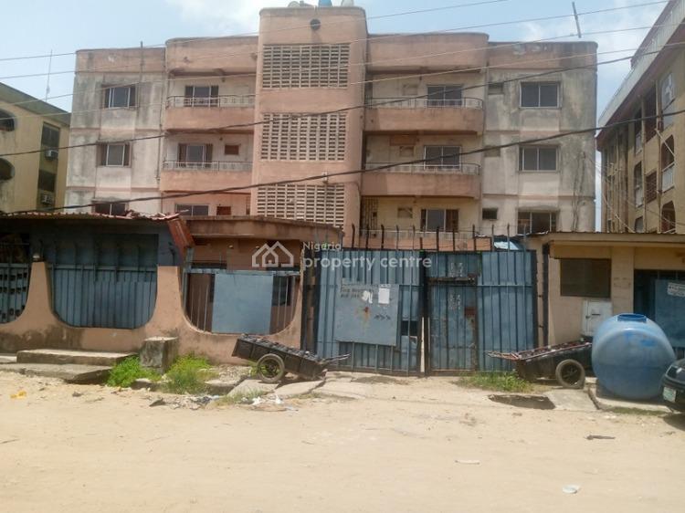 Vacant Block of 8 Units of 3 Bedroom Flats, Kilo, Surulere, Lagos, Block of Flats for Sale