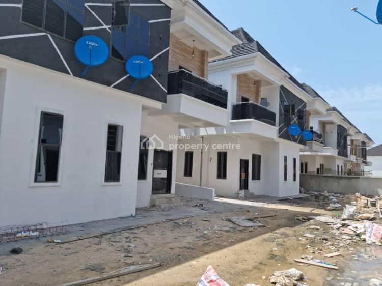 Newly Built 4 Bedroom Duplex with Bq, Off Chevron Lekki Lagos, Lekki, Lagos, Semi-detached Duplex for Sale