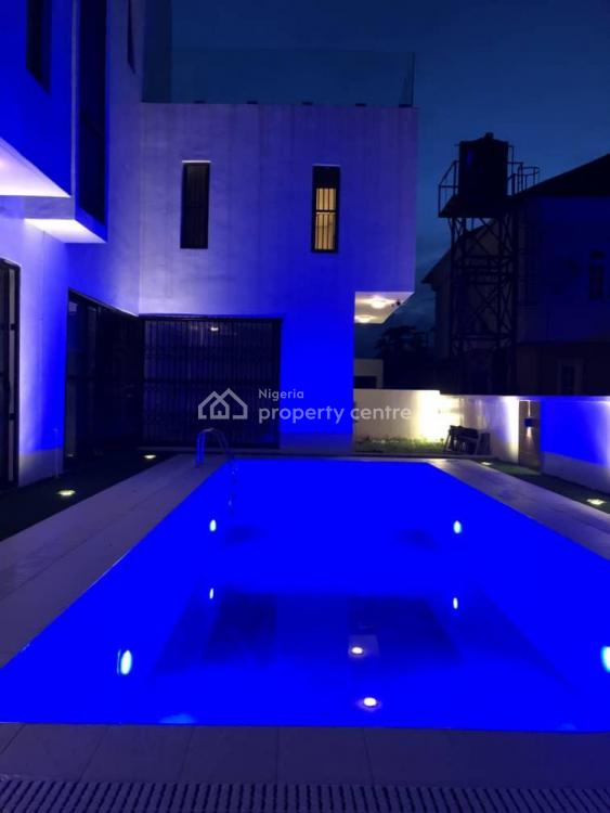 7 Bedroom Fully Detached with 2 Bq, Vgc, Ajah, Lagos, Detached Duplex for Sale