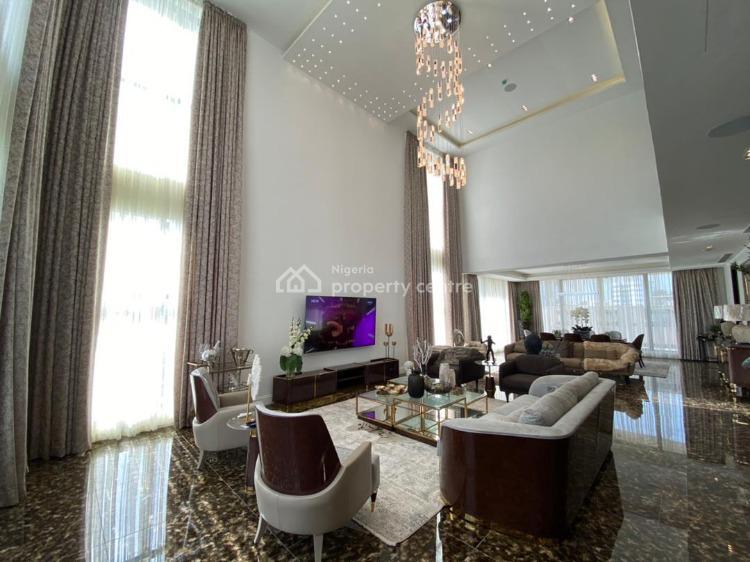 Luxurious Water Front 6 Bedroom Detached Duplex, Shoreline Estate, Banana Island, Ikoyi, Lagos, Detached Duplex for Sale