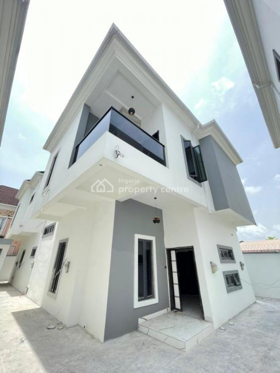 Fully Detached 5 Bedroom Duplex, Chevron, Lekki, Lagos, Detached Duplex for Sale