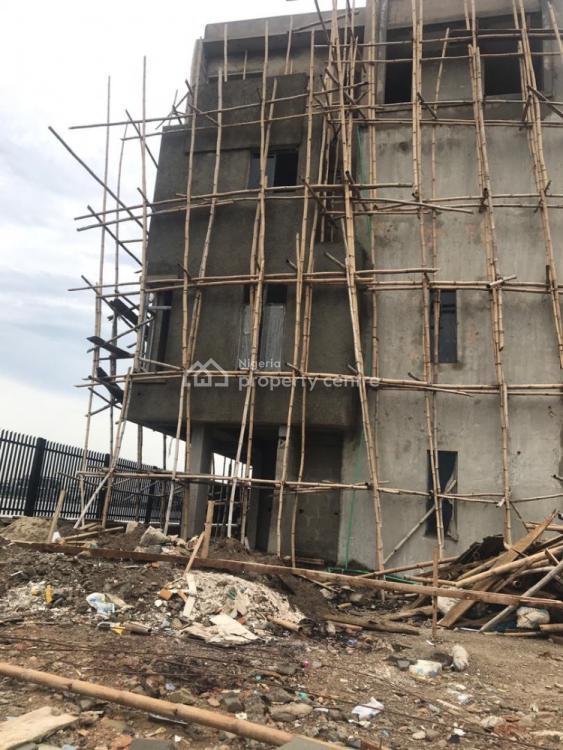 Luxury Ongoing 5 Bedroom, Onikoyi, Banana Island, Ikoyi, Lagos, Semi-detached Duplex for Sale