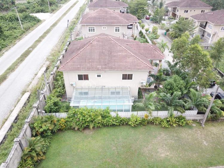 4 Bedroom Fully Detached Duplex with a 2 Bedroom Guest Chalet, Fara Park Estate, Lekki, Lagos, Detached Duplex for Sale