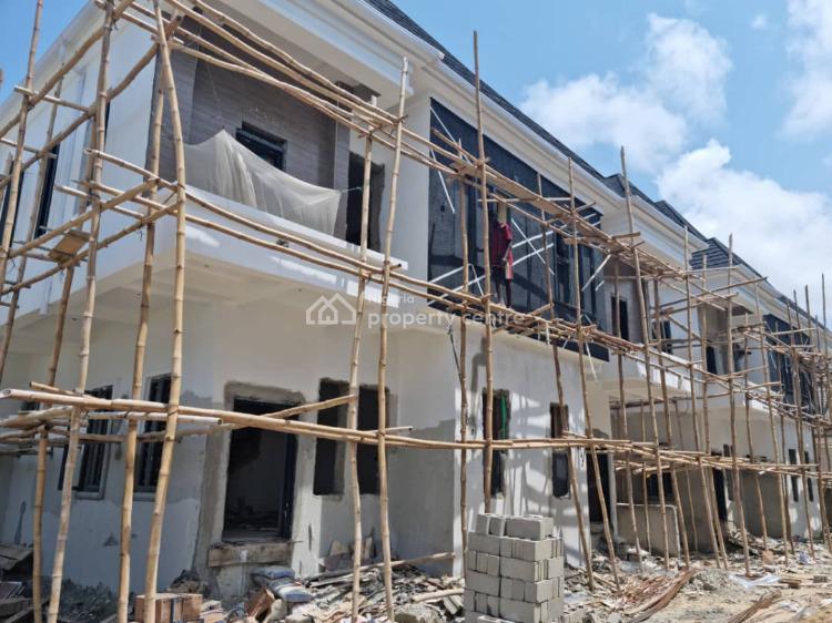 Luxury 4 Bedroom Duplex with Bq, Off Chevron Toll Gate, Lekki, Lagos, Semi-detached Duplex for Sale