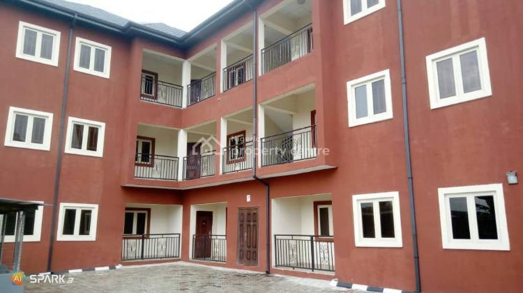 Tastefully Finished 1 Bedroom Flat with Excellent Facilities, Sars Road, Rumuahalu, Port Harcourt, Rivers, Flat for Rent