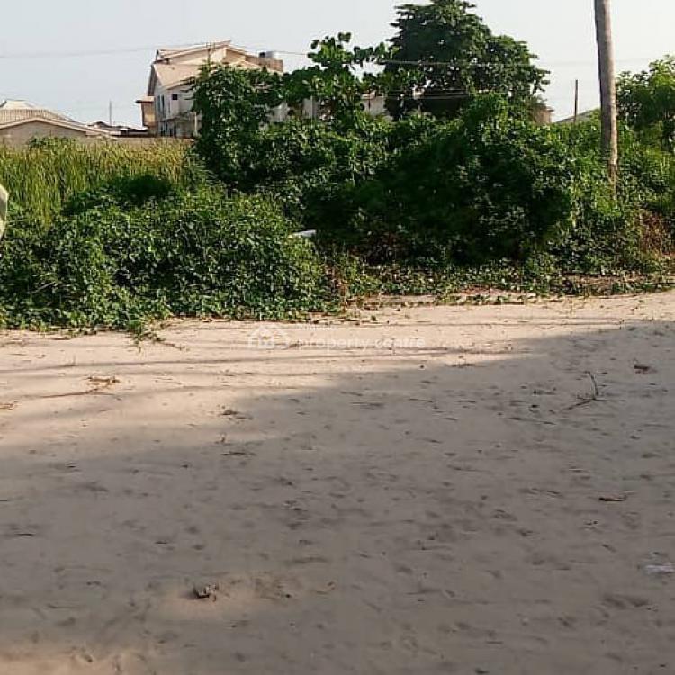 2400sqm Plot of Land, Alpha Beach Road, Lekki, Lagos, Mixed-use Land for Sale