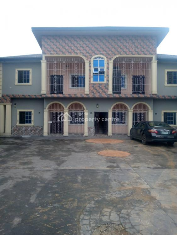 Tastefully Finished 2 Bedroom Flat with Excellent Facilities, Sars Road, Rumuahalu, Port Harcourt, Rivers, Flat for Rent