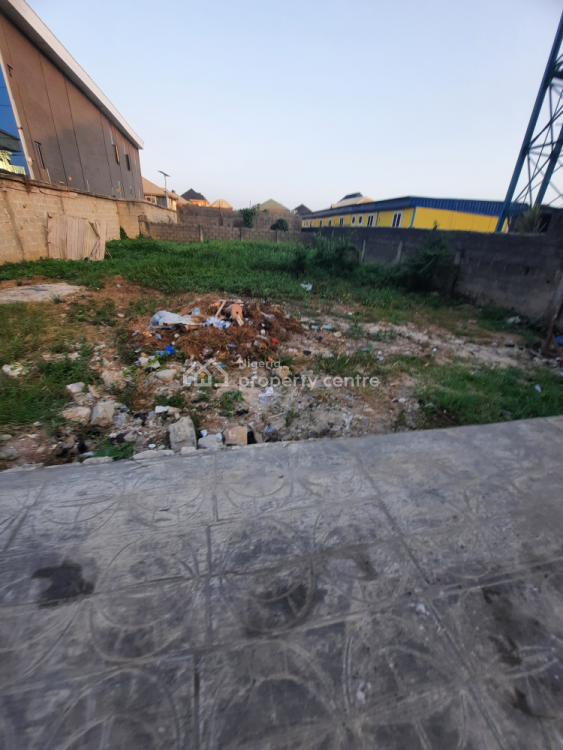340sqmts for Long Lease, Ago Palace Way, Okota, Isolo, Lagos, Commercial Land for Rent