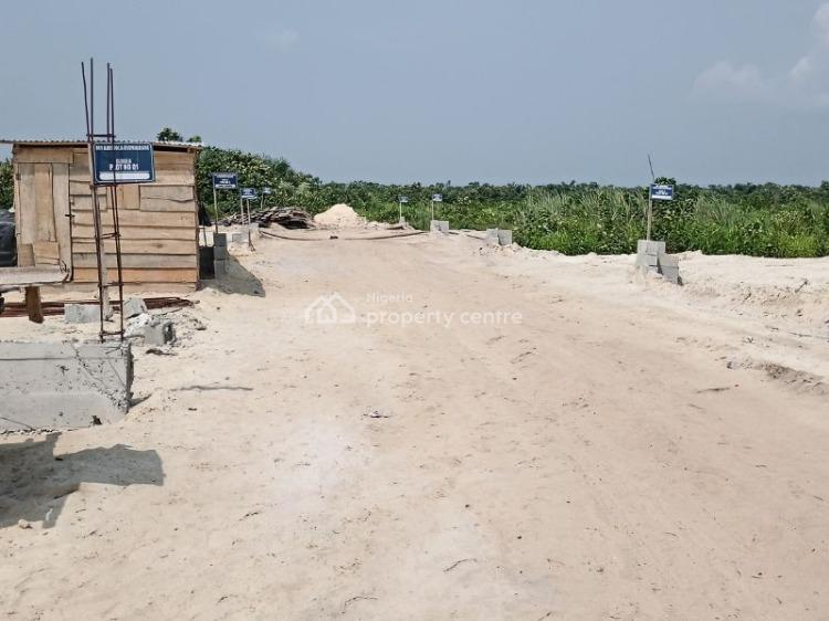Serviced Plots of Land Now Available, Eastland Golf Estate, Opposite Rainoil Filling Station, Abijo, Lekki, Lagos, Residential Land for Sale