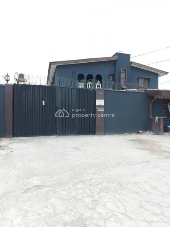 Spacious 3 Bedroom Apartment, Addo Road, Ajah, Lagos, Flat for Rent