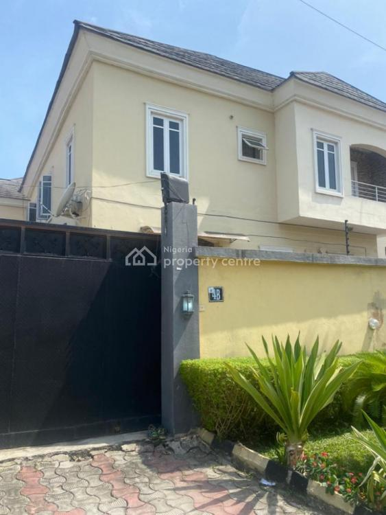 Lovely a Room in a Duplex Only to Share Kitchen, Agungi, Lekki, Lagos, Self Contained (single Rooms) for Rent