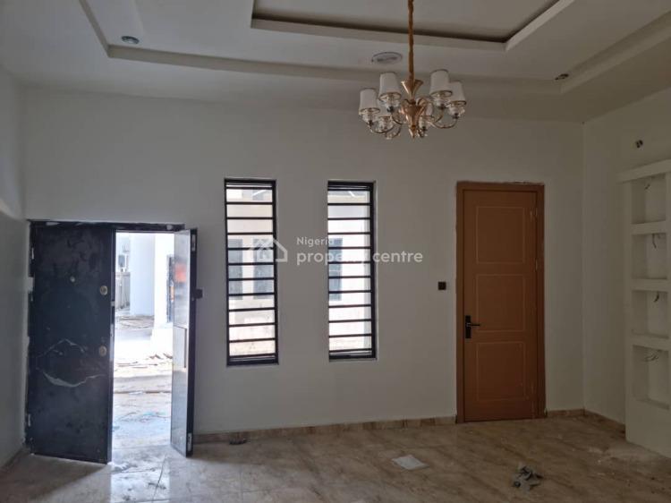 Newly Built 4 Bedroom Semi Detach Duplex with Bq, Chevron, Lekki, Lagos, Semi-detached Duplex for Sale