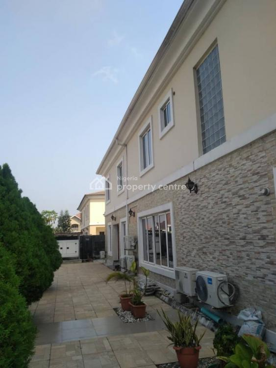 6 Bedroom Fully Detached House with Bq, Nicon Town Estate, Nicon Town, Lekki, Lagos, Detached Duplex for Sale
