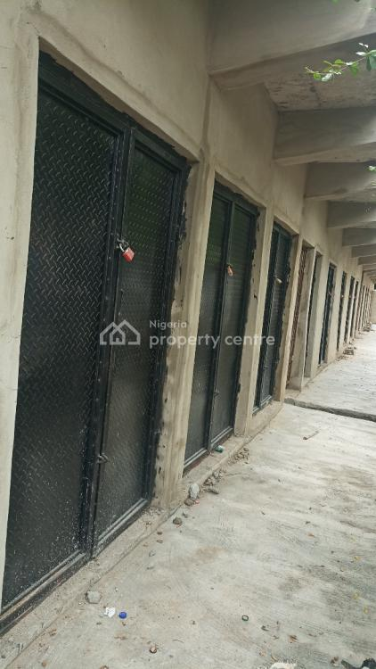 Well Built New Shops, Yaba, Lagos, Shop for Sale