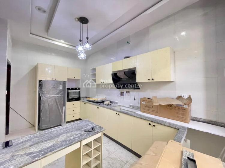 4 Bedroom Semi-detached Duplex + Bq, Ajah, Lagos, Semi-detached Duplex for Sale