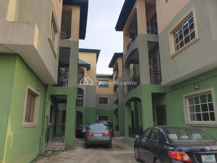 12 Nos 3 Bedroom Flats and 3 Nos 2 Bedroom Flats, Soluyi, Gbagada, Lagos, Block of Flats for Sale