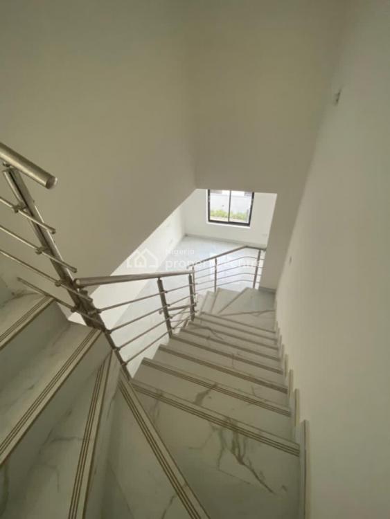 Luxury 5 Bedroom Fully Fitted Duplex, Banana Island, Ikoyi, Lagos, Semi-detached Duplex for Sale