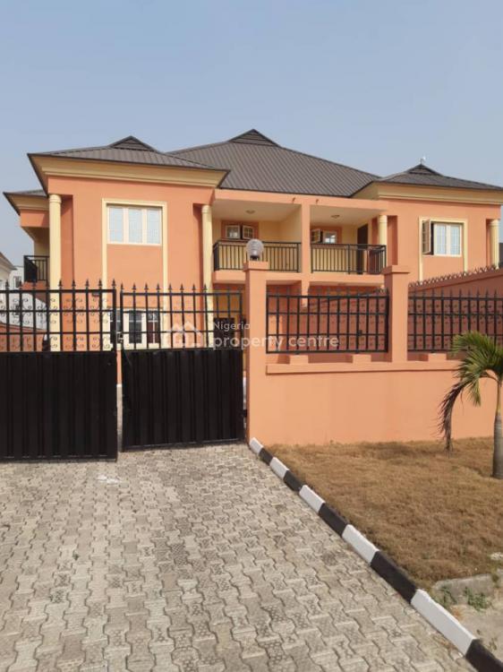 4 Bedroom Semi Detached, Pinnock Beach Estate, Osapa, Lekki, Lagos, Semi-detached Duplex for Rent