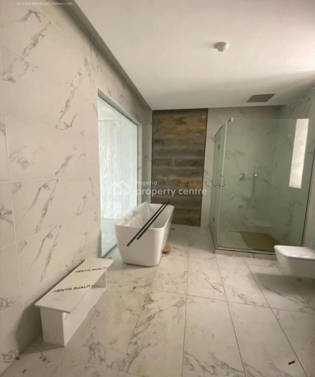 Luxuriously Finished 5 Bedroom Fully Detached Duplex with 2 Rooms Bq, Lekki Phase 1, Lekki, Lagos, Detached Duplex for Sale