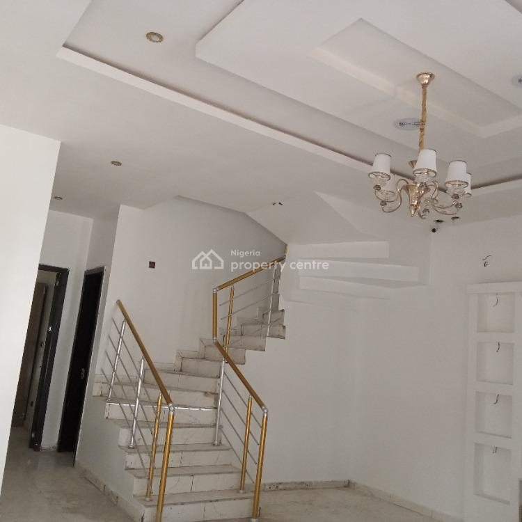 Luxury Newly Built Fully Furnished 4 Bedrooms Semi Detached + Bq, H Homes, Orchid Road, Off Chevron Tollgate, Vgc, Lekki, Lagos, Semi-detached Duplex for Sale