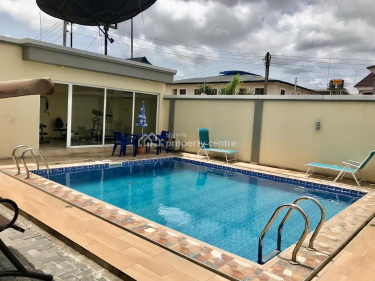 Affordable 3 Bedrooms Apartment, Behind Pinnacle Filling Station, Lekki Phase 1, Lekki, Lagos, Flat Short Let