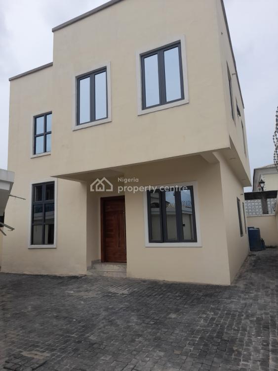 Luxury 3 Bedroom Fully Detached Duplex Plus Room Bq, Off Providence Street, Lekki Phase 1, Lekki, Lagos, Detached Duplex for Sale