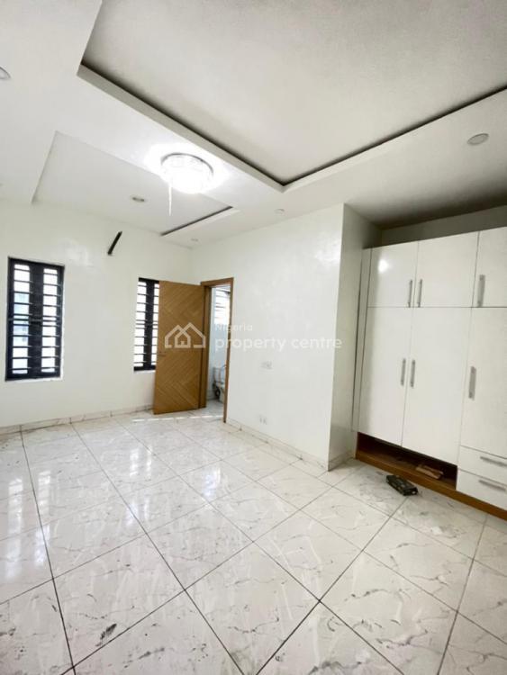 Classy 5 Bedroom Fully Detached Duplex, Chevron, Lekki, Lagos, Detached Duplex for Sale