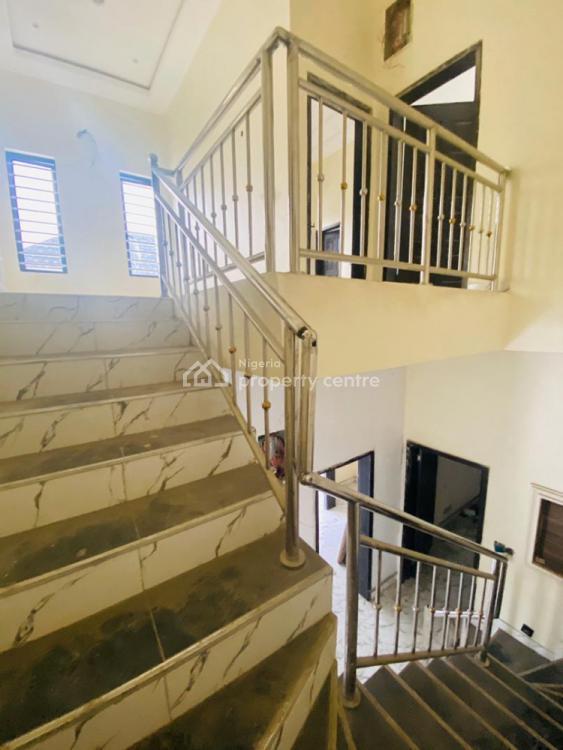 4 Bedrooms Semi Detached Duplex with a Room Bq, Ikate, Lekki, Lagos, Semi-detached Duplex for Sale