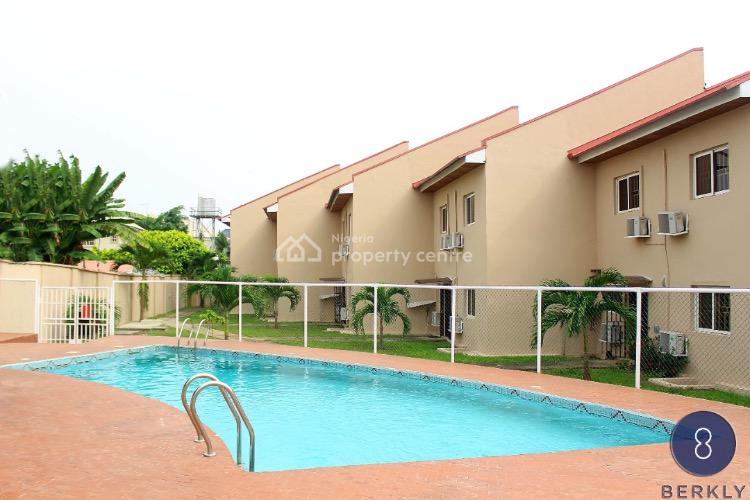 Luxury 4 Bedroom Terrace Duplex with Excellent Facility, Parkview Estate, Ikoyi, Lagos, Terraced Duplex for Rent