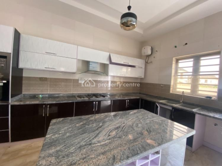 4 Bedroom Detached Duplex with a Bq, Off Orchid Road, Lekki, Lagos, Detached Duplex for Rent
