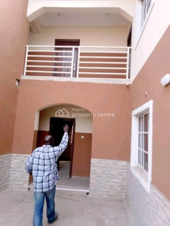 Excellent and Clean 2 Bedroom Apartment, Before Amac Market, Lugbe District, Abuja, Flat for Rent