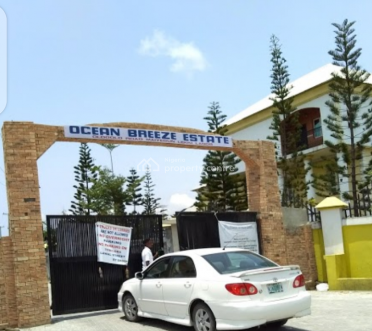 Land 690sqm, Ocean Bleeze Estate, Lekki, Lagos, Land for Sale