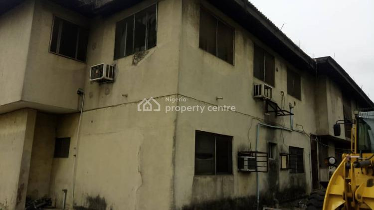 1600 Sqm Land with a Structure, Omole Phase 1, Ikeja, Lagos, House for Sale