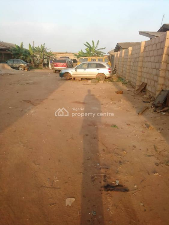 a Land Size Measuring 1,141. 369 Sqm Available Facing The Express Way, Ogijo Ikorodu Facing The Express (ikorodu - Sagamu Express-way), Ikorodu, Lagos, Commercial Land for Sale