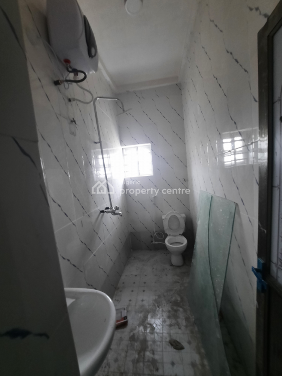 Brand 2 Bedroom Flat, Last Bus Stop, Ago Palace, Isolo, Lagos, Flat for Rent