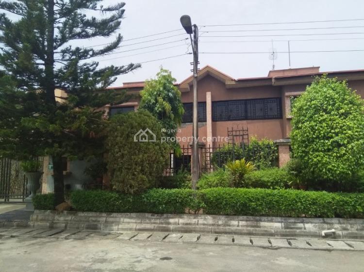 2 Units of 4 Bedroom Semi-detached Duplex with 3 Room Bq, Femi Okunnu Estate Phase 2, Jakande, Lekki, Lagos, Semi-detached Duplex for Rent