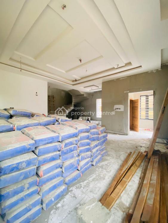 5 Bedroom Fully-detached Duplex with a Room Bq, Osapa London, Lekki, Lagos, Detached Duplex for Sale